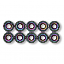 FENDER WASHER_NEO CHROME / SICKSPEED
