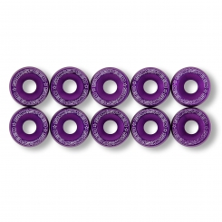 FENDER WASHER_PURPLE / SICKSPEED