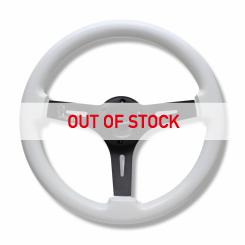 Steering Wheel_WHITE / AVENUE